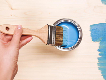 Why should choose paint brush that doesn't drop hair?